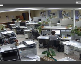 Офис (отдел по проектированию систем безопасности и связи)